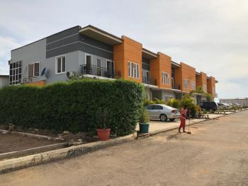 3 Bedroom Terrace Duplex (semi-finished) in a Well Developed Estate with Absolute Serenity, Brookshore Residences By Hall7, After Queen Estate Gwarimpa, Karsana, Abuja, Terraced Duplex for Sale