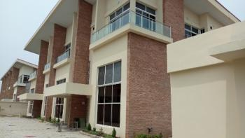 Newly Built Four Bedroom Terrace, Lekki Phase 1, Lekki, Lagos, Terraced Duplex for Rent