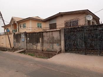 Neat  Renovated 2 Bedroom Flat Upstairs Each Room with Wardrobe, Orile, Agege, Lagos, Flat for Rent