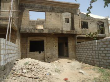 4 Bedroom Terrace Duplex Carcass, Lokogoma District, Abuja, Terraced Duplex for Sale
