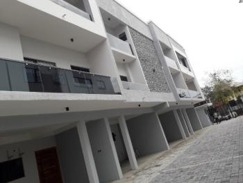 Luxury Finished Four Bedroom Terrace with a Room Staff Quarters, Off Babatunde Anjous, Lekki Phase One, Lagos., Lekki Phase 1, Lekki, Lagos, Terraced Duplex for Sale