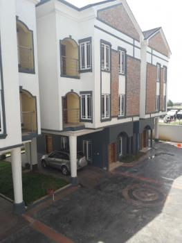 Exquisitely Finished Five Bedroom Terrace with a Room Staff Quarter., Off Petrocham Road, Lekki Phase One, Lagos., Lekki Phase 1, Lekki, Lagos, Terraced Duplex for Sale