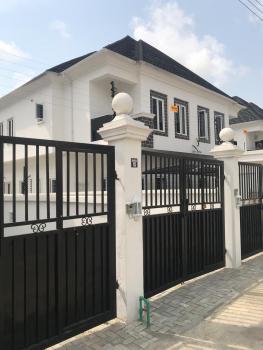 4 Bedroom Semi Detached Duplex with Bq, Chevron, Lafiaji, Lekki, Lagos, House for Sale