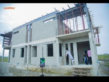 4 Bedroom Mini, Behind Shop Rite,  Novare Mall., Sangotedo, Ajah, Lagos, Terraced Duplex for Sale