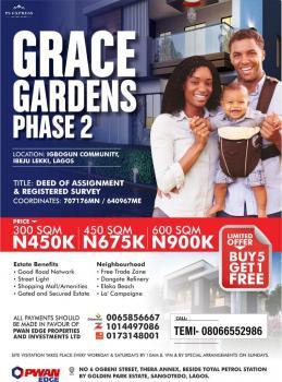 Grace Gardens Phase 2, Igbogun Road, Asegun, Ibeju Lekki, Lagos, Mixed-use Land for Sale