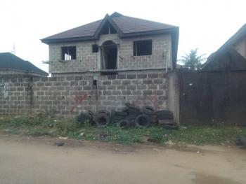 Uncompleted Block of 4 Units 3 Bedroom Flat, Off Ikotun-idimu Road, Council Bus Stop, Idimu, Lagos, Block of Flats for Sale