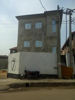 Block of Flats, Staff Quarters, Ajao Estate, Isolo, Lagos, Block of Flats for Sale