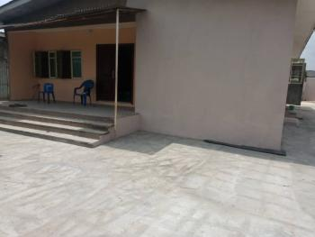 3 Bedroom Bungalow with Mini Flat Suitable for Commercial Purpose, Adeniyi Jones, Ikeja, Lagos, Detached Bungalow for Rent