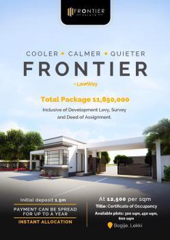 Frontier Estate Bogije ... Home Away From Home..., Set Inside Beechwood Estate, Bogije, Ibeju Lekki, Lagos, Mixed-use Land for Sale