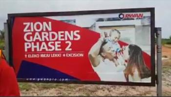 Land, Regional Coastal Road, Zion Gardens Phase 2, Eleko, Ibeju Lekki, Lagos, Mixed-use Land for Sale