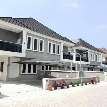 4 Bedroom Semi Detached Duplex with Bq, Victoria Crest, Lekki, Lagos, Semi-detached Duplex for Sale