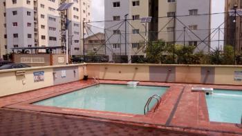 Three Bedroom Flat with Bq, Prime Waterview Estate, Off Freedom Way, Lekki Phase 1, Lekki, Lagos, Flat for Sale