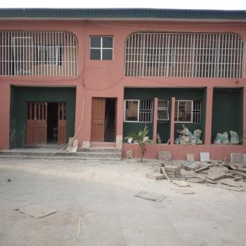 3 Bedroom Flat with Boys  Quarter Apartments (4 Units Together), Sonbeam Area, Salami Estate, New Bodija, Ibadan, Oyo, Block of Flats for Sale