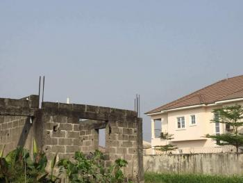 Dryland with 3 Bedroom Carcass for  6 Flats, Greenland Estate, Olokonla, Ajah, Lagos, Residential Land for Sale