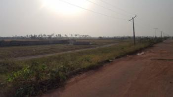 Sunrise Estate. Facing Tarred Road. No Omonile. No Hidden Fee. Fast Selling. Buy 5get 1 Free. Serviced Land. Whatsapp/call Me Now, Very Close to The Dangote Group and The Lekki Resort. Free Transportation for You to See It From Our Office at Ikeja and Lekki, Ibeju Lekki, Lagos, Residential Land for Sale