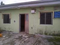 Nice 2 Bedroom Bungalow, Abraham Adesanya Estate, Ajah, Lagos, Semi-detached Bungalow for Sale