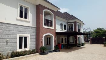 Brand New 2 Units of 4 Bedrooms Semi Detached Duplex with 1 Room Boys Quarter, Off Next Cash & Carry, Kado, Abuja, Semi-detached Duplex for Sale