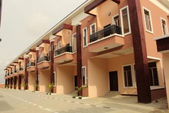 Newly Built 4 Bedroom Terrace Duplex, Chevron, Lekki Phase 2, Lekki, Lagos, Terraced Duplex for Sale