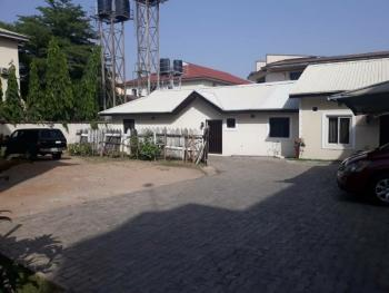 Serviced 2 Bedroom Bungalow, Ideally for Quite Office/ Residence, Wuse 2, Abuja, House for Rent