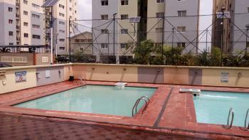 Serviced Three Bedroom Flat, Prime Water View Estate, Lekki Phase 1, Lekki, Lagos, Flat for Rent
