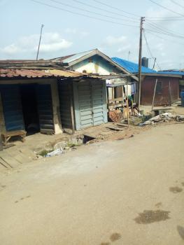 Land with Bungalow, Akinsoji Street, Oshodi, Lagos, Residential Land for Sale