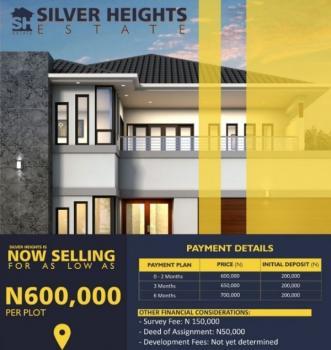 Silver Heights Estate, Ibeju Lekki, Lagos, Land for Sale