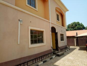 Spacious 4 Bedroom Semi-detached Duplex, Life Camp, Gwarinpa, Abuja, Semi-detached Duplex for Rent