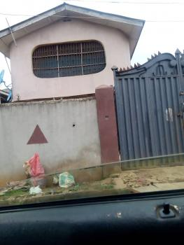 Clean 4 Units 2 Bedroom Flat on Half Plot, Baruwa Gate Bus Stop, Ipaja, Lagos, Block of Flats for Sale