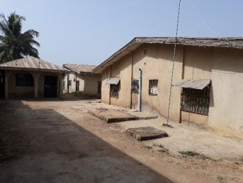 4 Four Bedroom Flats with a 2 Bedroom Chalet with 9 Shops ., Adewole Estate, Opposite Mtn Office, Dada Estate, Osogbo, Osun, Block of Flats for Sale
