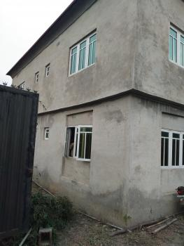 Clean Newly Built 3 Bedroom Flat, St Marys Bus Stop, Off Governor Road, Ikotun, Lagos, Terraced Duplex for Rent