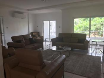 Tastefully Finished, Furnished & Spacious 3 Bedroom Luxury Apartment with Bq, Off Alfred Rewane Road, Old Ikoyi, Ikoyi, Lagos, Flat for Rent
