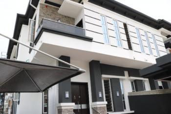 Brand New, Well Located Luxury 4 Bedroom Semi-detached House with Boys Quarter, Chevy View Estate, Lekki, Lagos, Semi-detached Duplex for Sale