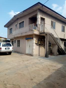 Clean Block of 4 Units 2 Bedroom Flat Well Finished, Ipaja, Lagos, Block of Flats for Sale