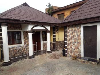 Executive Built 3 Bedroom Flat, Mosan Bus Stop, Off Shagari Estate, Egbeda, Alimosho, Lagos, Detached Bungalow for Sale