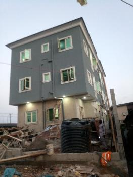 a Brand Newly Built and Nice Finishing Touches 2 Bedroom Flat, Berger, Oworonshoki, Kosofe, Lagos, Flat for Rent