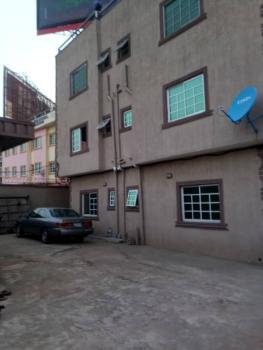 a Well Massively Built, Nice Finishing 2 Bedroom Flat, Gbagada, Lagos, Flat for Rent