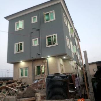 Newly Built with Nice Finishing Touches, 2 Bedroom Flat, Oworonshoki, Kosofe, Lagos, Flat for Rent