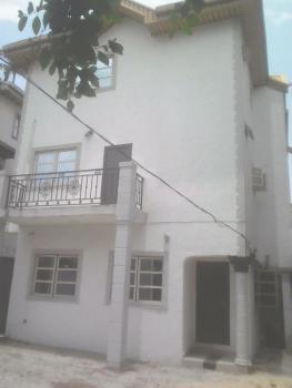 5 Bedrooms Detached Duplex  with 2 Living Room and a Room Self Con As Bq, Off Felicia Koleosho Street, Agbaoku Estate, Opebi, Ikeja, Lagos, Detached Duplex for Rent