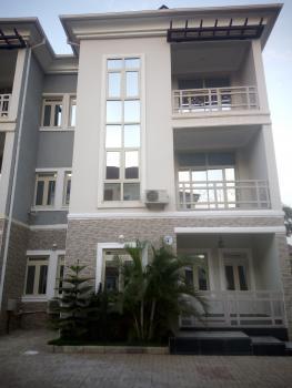 Complete 4 Bedroom Duplex Terrace for Sale, Opp Funtaj International School, Apo, Abuja, Terraced Duplex for Sale