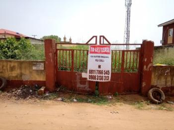 Fenced and Gated Plot of Land, David Sholarin Str., Off Cac Str., Benson Bus Stop, Ikorodu, Lagos, Mixed-use Land for Rent