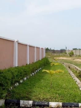 Brooklyn Estate. Dry and Fenced Inside, It Is Facing The Road on The Side of The Lekki Resort, Ibeju Lekki, Lagos, Residential Land for Sale