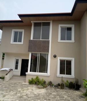 4 Bedroom Semi Detached Duplex with a Room Bq, Manor Gardens(opp Vgc), Lekki Expressway, Lekki, Lagos, Semi-detached Duplex for Rent