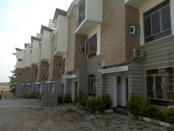 Newly Four Bedroom Terrace Duplex, After Coza, Opposite Antonia Court, Guzape District, Abuja, Terraced Duplex for Rent