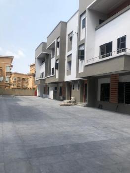 5 Bedroom Semi Detached in a Mini Estate, Oniru, Victoria Island (vi), Lagos, Semi-detached Duplex for Rent