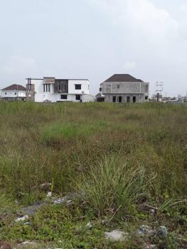 800sqm Plot of Land, Cowrie Creek, Nlng Estate, Lekki Phase 1, Lekki, Lagos, Residential Land for Sale