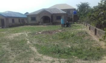 Spacious Completed 3 Bedrooms Detached House, Valley View Estate, Ebute, Ikorodu, Lagos, Detached Duplex for Sale