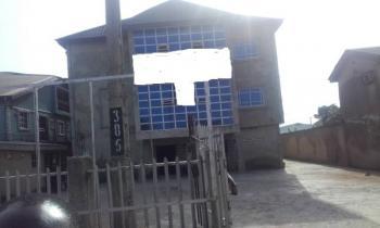 Open Space of 500 Sqm First Floor, Ipakodo Road, Ogolonto, Ebute, Ikorodu, Lagos, Warehouse for Rent