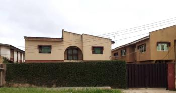 5 Bedroom Fully Detached Duplex Well Built with Extra Space at Back, Ago Palace, Isolo, Lagos, Detached Duplex for Sale