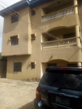Spacious 3 Bedroom, Gbobi Sabe Street, Jibowu, Yaba, Lagos, Flat for Rent