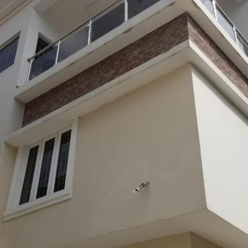 6 Bedroom Detached House with a Maid Room and Fitted Kitchen, Osapa, Lekki, Lagos, Detached Duplex for Rent